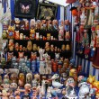 Russian souvenirs — Stock Photo