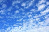 Blue sky — Стоковое фото