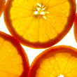 Orange slices — Stock Photo #1235956
