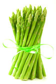 The beam of asparagus — Stock Photo