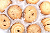 Danish Cookies — Stock Photo