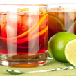 Royalty-Free Stock Photo: Negroni and cuba libre