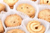 Danish Cookies — Stock Photo