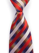 Striped tie — Stock Photo