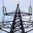 Electric tower - Stock Photo