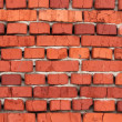 Royalty-Free Stock Photo: Red brick wall texture