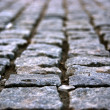 Stock Photo: Cobble-stone