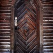 Old wood door — Stock Photo #1235997