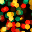 Holiday bokeh background — Photo