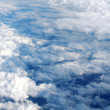 View from airplane window — Stock Photo #1240128