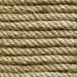 Thick rope background - Stock Photo