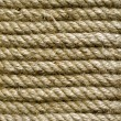 Stock Photo: Thick rope background