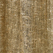 Royalty-Free Stock Photo: Rough burlap curtain background