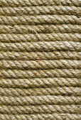 Thick rope background — Stock Photo