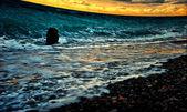 Sea-8 — Стоковое фото