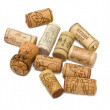 Royalty-Free Stock Photo: Some bottle corks