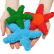 Toys - starfishes — Stock Photo #1299872