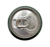 Open beer can — Foto Stock