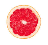 Cut grapefruit — Foto Stock