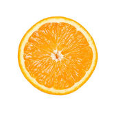 Cut orange — Stock Photo