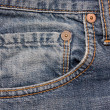 Royalty-Free Stock Photo: Cly of jeans