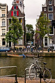 Amsterdam — Stock Photo