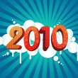 2010 year - Foto Stock