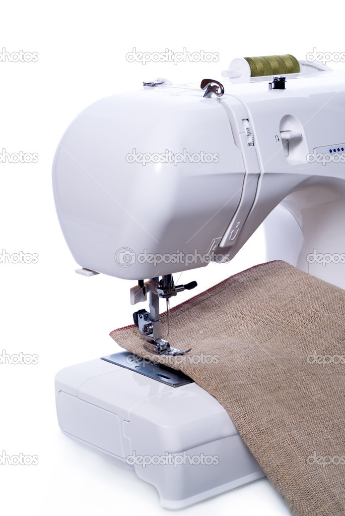 Sewing machine  Stock Photo #1233432