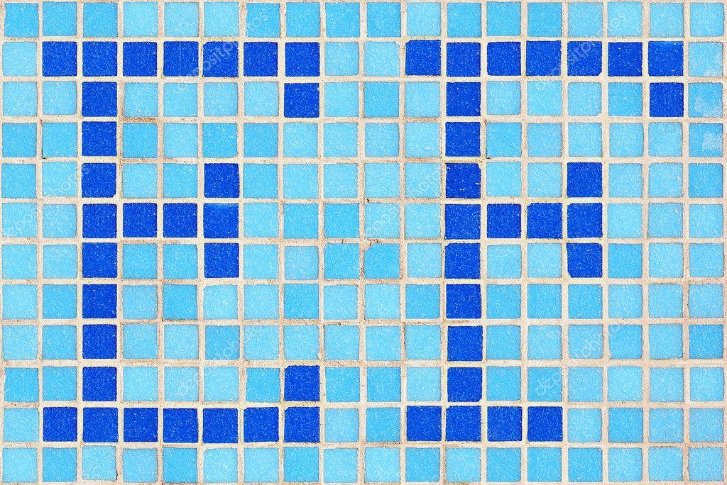 Ceramic alphabet tiles