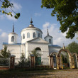 Orthodox christian church — Stock Photo