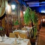 Unmanned restaurant interior — Stock Photo #1228230