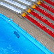 Foto de Stock  : Tribune pool
