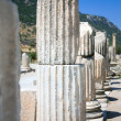 Marble columns - Stock Photo