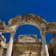 Stock Photo: Hadritemple in Ephesus