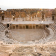 Stock Photo: Ancient amphitheater