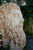 The head of apostle John — Stock Photo