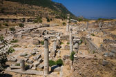 Ancient Roman Columns — Stock Photo