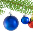 Ball christmas — Stock Photo #1224169