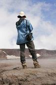 Geologist — Stock Photo