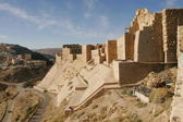 Al-Karak castle — Stock Photo