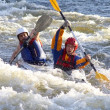 Rafting - Foto Stock
