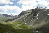 Cichy w górach — Zdjęcie stockowe