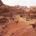 Views of Petra — Stock Photo