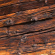 Aged wooden boards — Stock Photo
