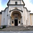 Sacro Monte Calvario Sanctuary — Stock Photo