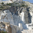 Open quarry of white marble — Stock Photo #1235500