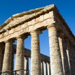 Temple of Segesta, wonderful Sicily — Stock Photo