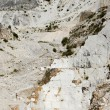 Open quarry of white marble — Stock Photo #1235731