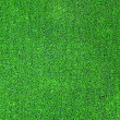 Green artificial grass plat — Stock Photo #1236252