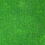 Green artificial grass plat — Stock Photo #1236252